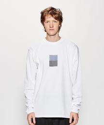 <FUTUR> GFIT CODE LS/Tシャツ ◆