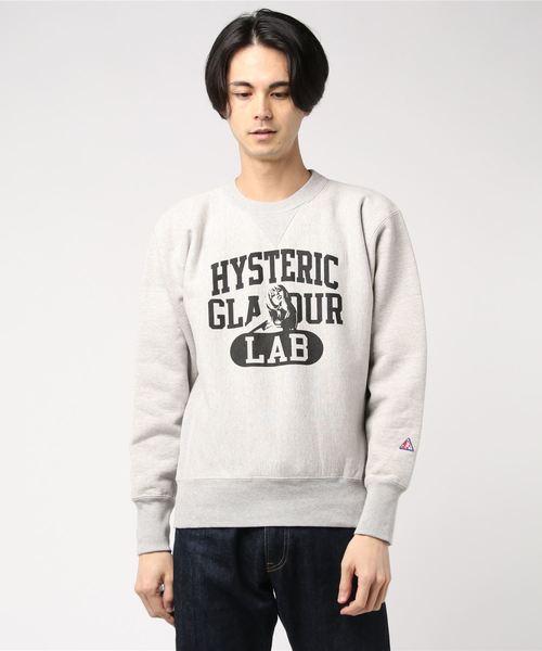 激安価格の HYS HYSTERIC LAB スウェット(スウェット)|HYSTERIC GLAMOUR(ヒステリックグラマー)のファッション通販, アウトドアホビー専門店 ウミネコ:63176d7a --- tsuburaya.azurewebsites.net