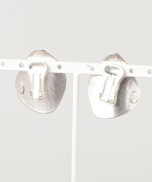 Paul Stuart advance(ポールスチュアートアドバンス)の「Hamard Earrings ハマードイヤリング(MARJORIE BAER マジョリーベア)(イヤリング(両耳用))」|詳細画像