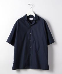 『 BRACTMENT ( ブラクトメント ) 』 CIT OPERA ポプリン オープンカラー 半袖 シャツ