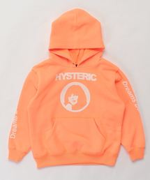 CIRCLE GIRL pt パーカー【L】オレンジ