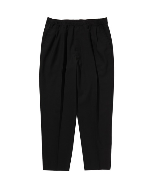 SPRING2020 WIDE TAPERD EASY SLACKS