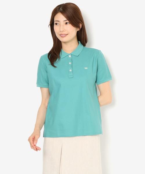 定番コットンポロシャツ