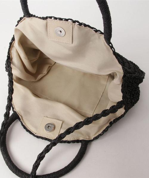 サークルショルダーペーパーバッグ