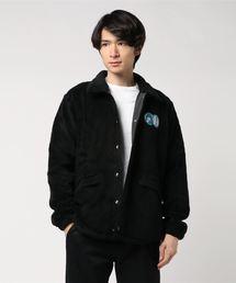 H BOLD LOGO刺繍 コーチジャケット