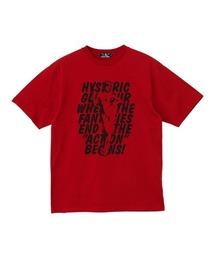 HYS FANTASIES Tシャツレッド