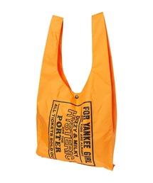 PORTER/パッカブル GROCERY BAG (M)オレンジ