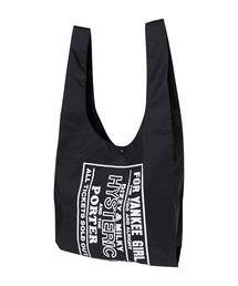 PORTER/パッカブル GROCERY BAG (M)ブラック