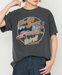 UR SELECT | CAR Black T-SHIRTS(Tシャツ・カットソー)