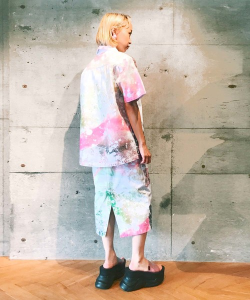 KASHIHARA SHINPEI ×k3&co. SKIRT
