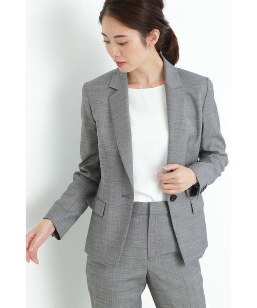 注目の シルクウールギャバストレッチセットアップジャケット(スーツジャケット) BOSCH(ボッシュ)のファッション通販, 全日本送料無料:9d259f53 --- crypto2020.com