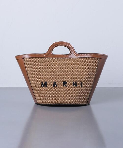 <MARNI(マルニ)>LTH/LFA ロゴ バッグ ■■■