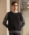 FRED PERRY | Colour Block Crew Neck Knit(ニット・セーター)