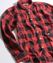 WEGO(ウィゴー)のWEGO/ブロックチェックネルシャツ(シャツ/ブラウス)