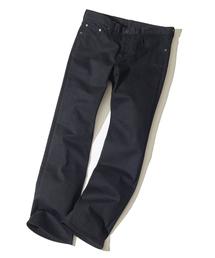 Stie-lo刺繍 ブーツカットパンツ