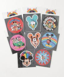 Disney Lifestyle Collection(ディズニーライフスタイルコレクション)の「Disney Lifestyle Collection ノスタルジカ ダイカットステッカー 8枚セット(ステッカー/テープ)」