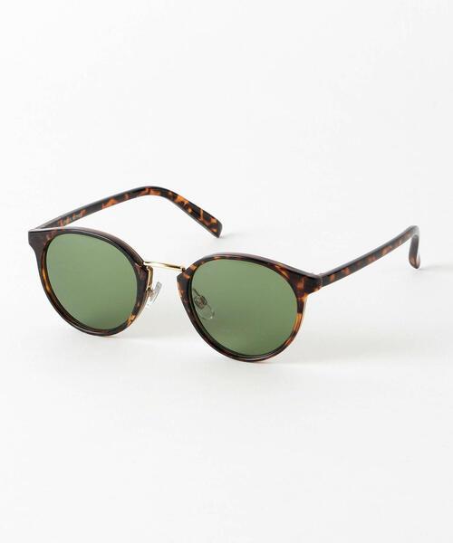 SMF 鼈甲柄 カラーサングラス