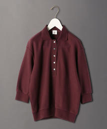 <6(ROKU)>KANOKO POLO SHIRT/シャツ