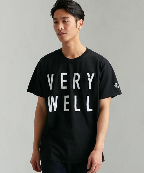 [ザ デイ オン ザ ビーチ] SC THE DAY VERY WELL Tシャツ