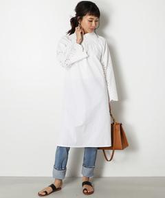 アメリカンラグシー AMERICAN RAG CIE / コットンポプリンシャツワンピース COTTON POPLIN SHIRT DRESS