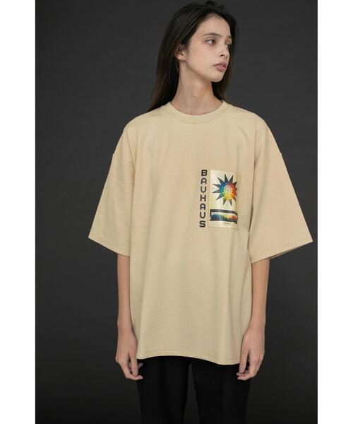 <BAUHAUS> directed by <monkey time> FARBENKUGEL TEE/Tシャツ