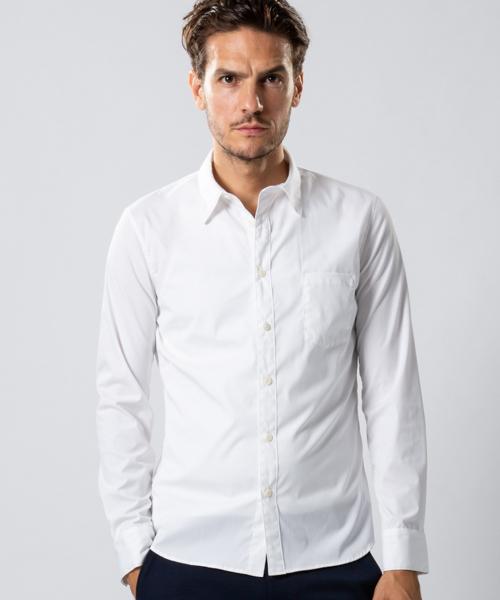 再再販! ms4028-broad shirt regular shirt by シャツ(シャツ/ブラウス) バイ wjk(ダヴルジェイケイ)のファッション通販, ヘアー&コスメHIGAKI:38691955 --- fahrservice-fischer.de