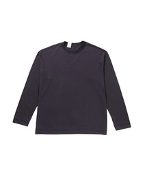 CREW NECK LONG SLEEVEネイビー