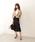 PROPORTION BODY DRESSING(プロポーションボディドレッシング)の「デニムタイトスカート(デニムスカート)」 インディゴブルー