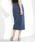 PROPORTION BODY DRESSING(プロポーションボディドレッシング)の「デニムタイトスカート(デニムスカート)」 詳細画像