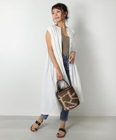 アメリカンラグシー AMERICAN RAG CIE / シャーリングギャザーワンピース Shirring Dress