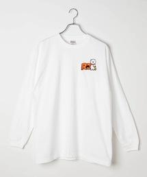 WEGO(ウィゴー)の∴WEGO/ロンT-BT21(Tシャツ/カットソー)
