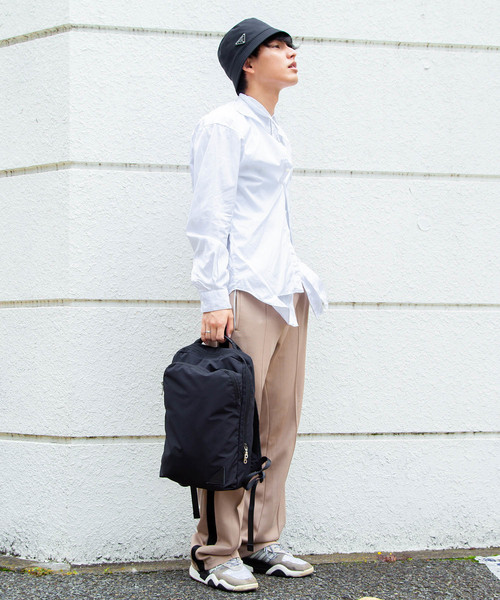 【ADAMPATECK/アダムパテック】【Alamo】BREATHATEC Square Backpack