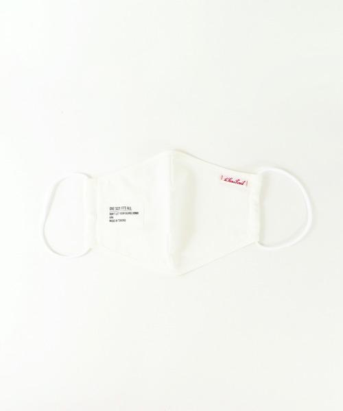 【 Le Sans Pareil /ルサンパレイユ】 × ANK別注 3D Catlight COTTON Masque キャットライト加工 コットン マスク MASK