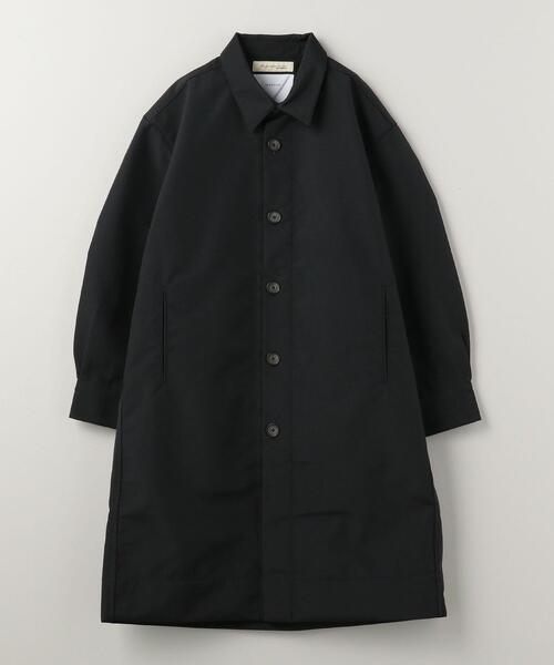 OVERCOAT × TOKYO DESIGN STUDIO New Balance HEAT Oversized Shirt Jacket■■■