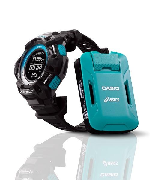 【Runmetrix】CASIO×ASICSコラボモデル / GSR-H1000AS-SET / スマートフォンリンク