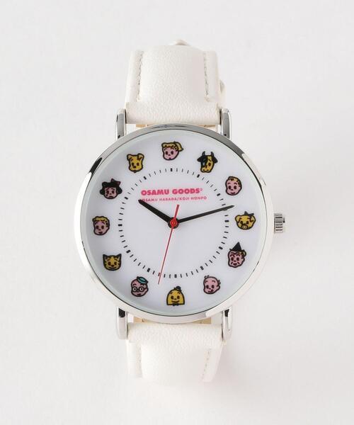 【WEB限定】 <OSAMU GOODS(R)>×<info. BEAUTY&YOUTH> WATCH/腕時計