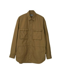 SONIC YOUTH/DIRTY 4ポケットシャツカーキ