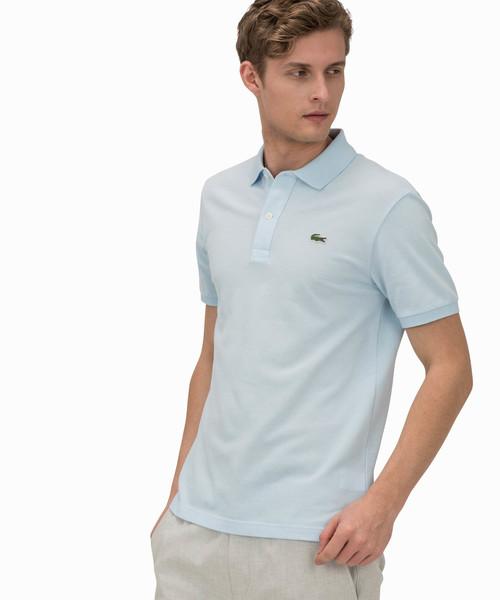 e9c21a7e16a1 スリムフィットポロシャツ (半袖)(ポロシャツ)|LACOSTE(ラコステ)の ...