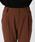 GALLARDAGALANTE(ガリャルダガランテ)の「PEテーパードパンツ(スラックス)」 詳細画像