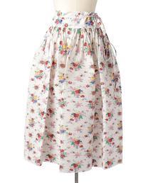 〈HORROR VACUI (ホラー・ヴァキュイ)〉 TOGA スカート