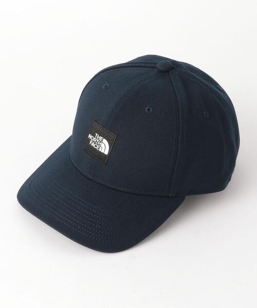 <THE NORTH FACE>SQUARE LOGO CAP/キャップ