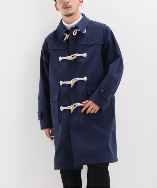 【KUON / クオン】 Duffle Coat