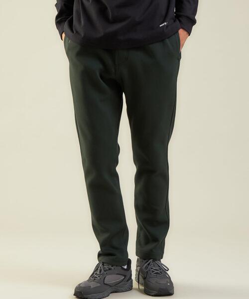 【別注】<GRAMICCI(グラミチ)/green label relaxing> ダンボール テーパード パンツ セットアップ可能
