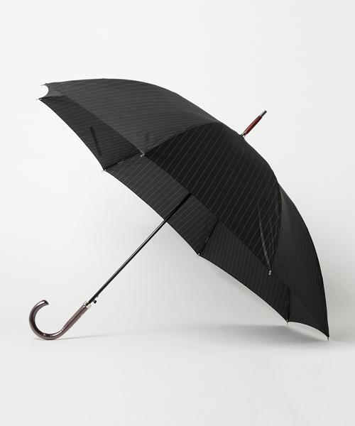 長傘 70耐風 ストライプ(日本製生地)
