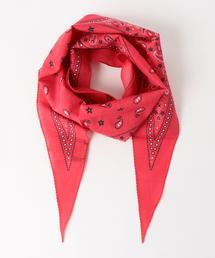 [アルテア] ALTEA バンダナ ダイヤ スカーフ ◆