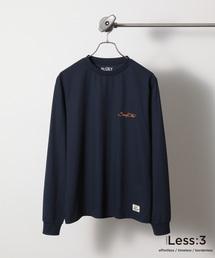 JUNRed(ジュンレッド)の【Less:3×BLUEY SURF CLUB】ワンポイントロゴT(Tシャツ/カットソー)