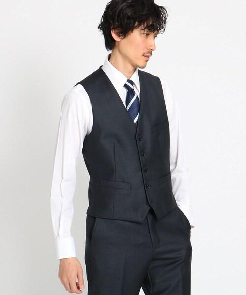 【Sサイズ~】シャイニーシャークピンヘッドべスト Fabric by MIYUKI KEORI