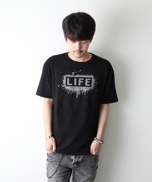 16/1 GRANDCOT×製品染め TEE LIFE