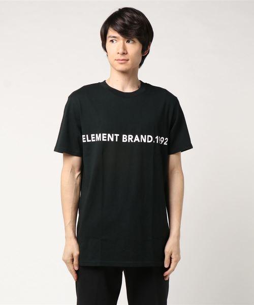 ELEMENT メンズ  ESTABLISHED SS Tシャツ