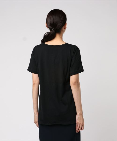 長繊維コットンTシャツ